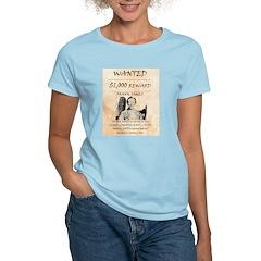Frank James Women's Light T-Shirt