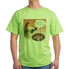 Shiba Turkey T-Shirt