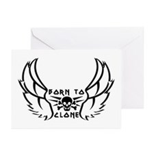 Born to Clone Greeting Cards (Pk of 10)