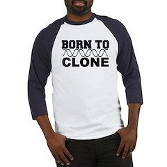 Born to Clone - DNA Baseball Jersey