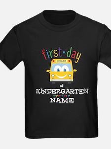 Custom Kindergarten T