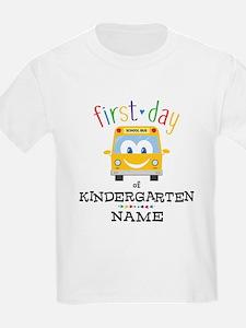 Custom Kindergarten T-Shirt
