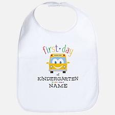 Custom Kindergarten Bib