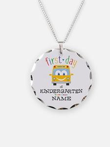 Custom Kindergarten Necklace