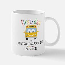 Custom Kindergarten Mug