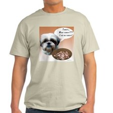 Shih Tzu(natural) Turkey T-Shirt