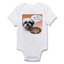 Shih Tzu(natural) Turkey Infant Bodysuit