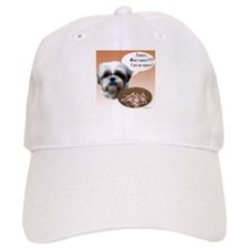 Shih Tzu(natural) Turkey Baseball Cap