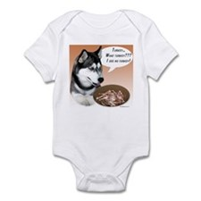 Sibe(blk) Turkey Infant Bodysuit