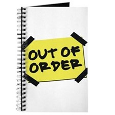 Out of Order Journal