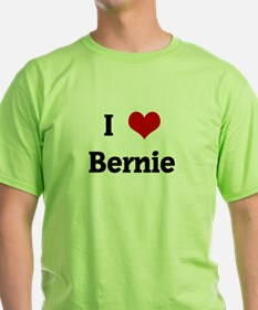 I Love Bernie T-Shirt