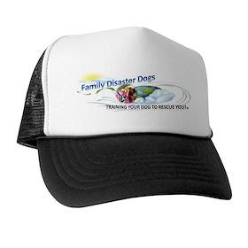 Family Disaster Dogs Trucker Hat