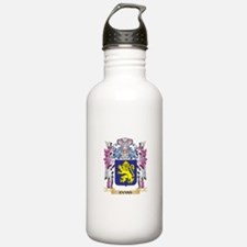 Evans Coat of Arms (Fa Water Bottle