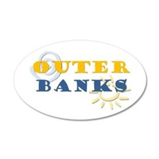 Outer Banks Wall Decal