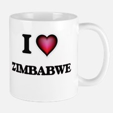 I love Zimbabwe Mugs