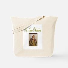 St. Jude Thaddeus Tote Bag