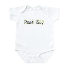 Model Baby Infant Bodysuit