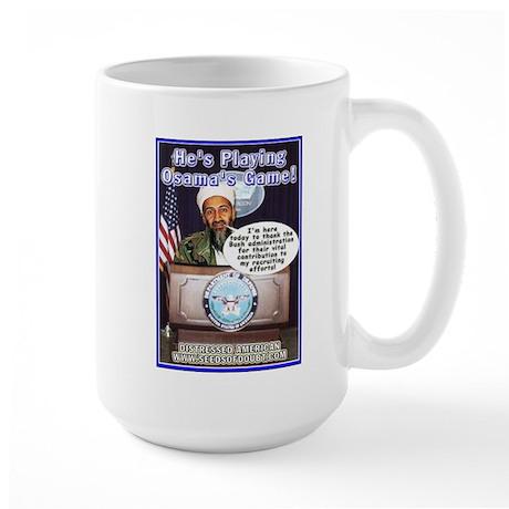 Osama's Game Large Mug