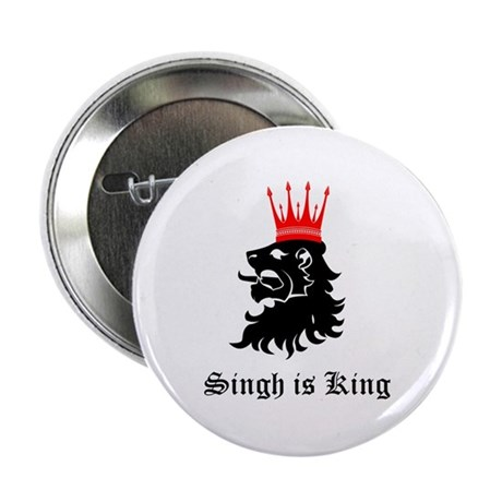 "Singh is King 2.25"" Button"