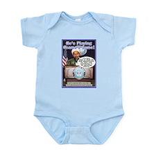 Osama's Game Infant Creeper