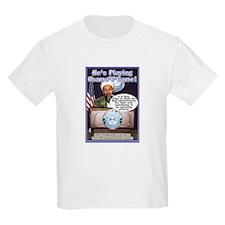 Osama's Game Kids T-Shirt