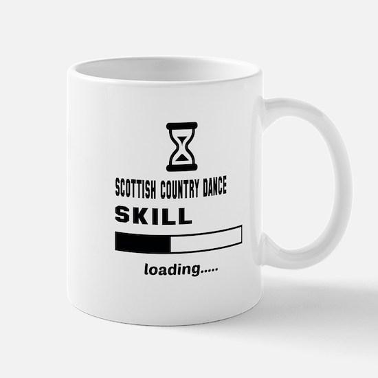 Scottish Country dance skill loading... Mug