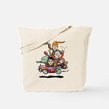 GOP Clown Car '16 Tote Bag