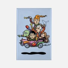 GOP Clown Car '16 Rectangle Magnet