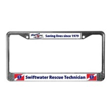 SRT License Plate Frame
