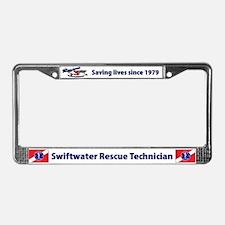 SRT License Plate Frame