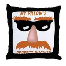 Perfect Disguise Throw Pillow