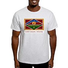 Gold Canyon AZ Flag T-Shirt