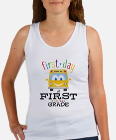 First Grade Women's Tank Top