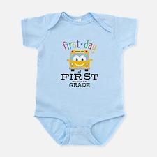First Grade Infant Bodysuit