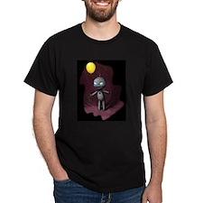 Robot and Ballon T-Shirt