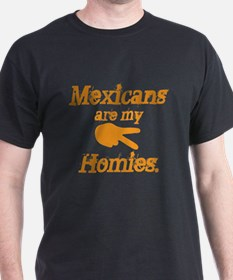 Mexican Homies T-Shirt