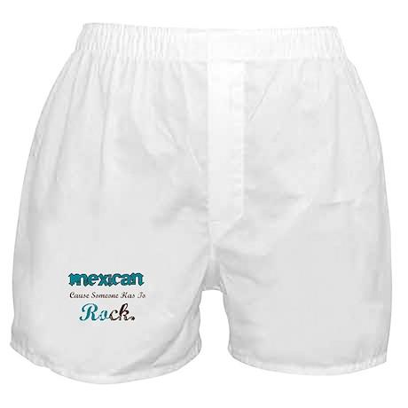 Mexican Rock Boxer Shorts