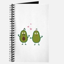 Avocados in love Journal
