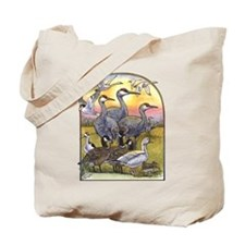Central Valley Birds Tote Bag