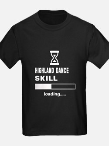 Highland dance skill loading.... T