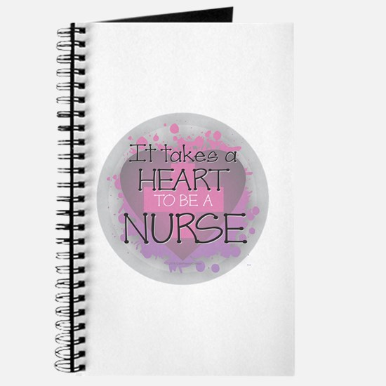 It Takes a Heart to be a Nurse Journal