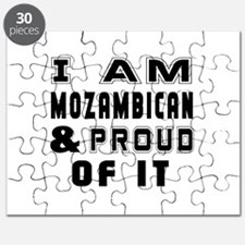 I Am Mozambican And Proud Of It Puzzle