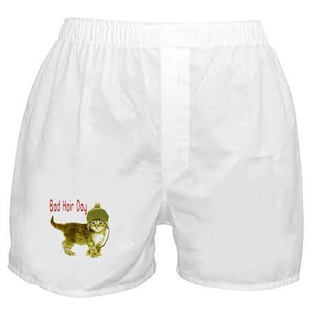 Bad Hair Day Boxer Shorts