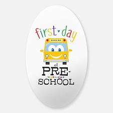Preschool Decal
