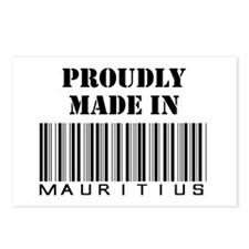 made in Mauritius Postcards (Package of 8)