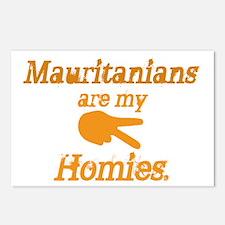 Mauritania homies Postcards (Package of 8)