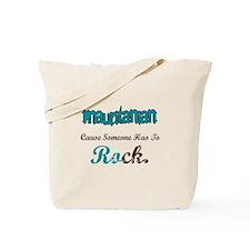 Mauritania Rock Tote Bag