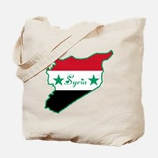 Cool Syria Tote Bag