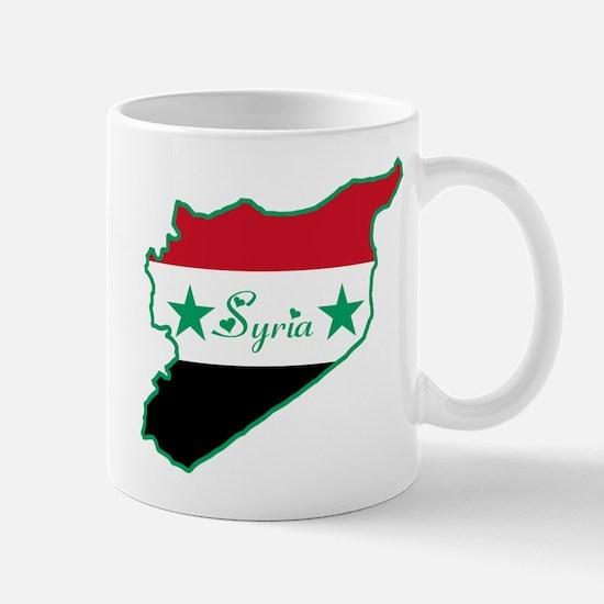 Cool Syria Mug