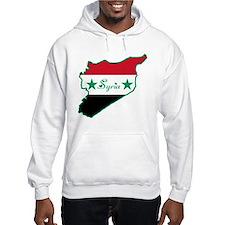 Cool Syria Hoodie Sweatshirt
